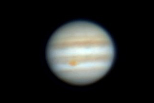 Jupiter and the GRS